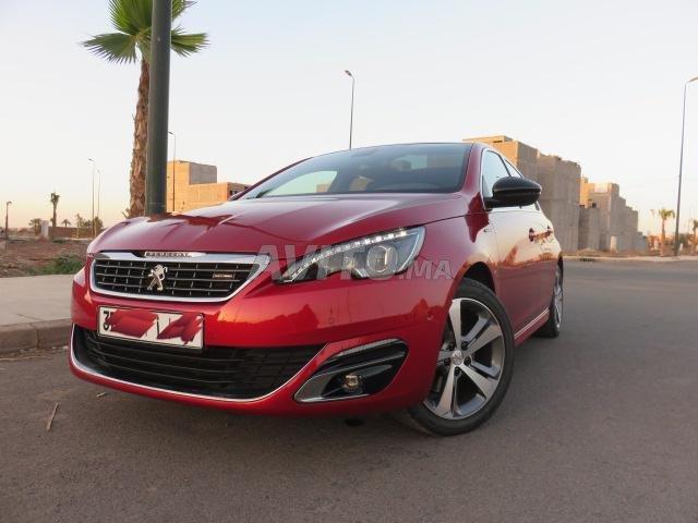 Voiture Peugeot 308 2019 à marrakech  Essence  - 9 chevaux