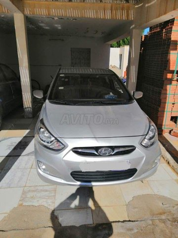 Voiture Hyundai Accent 2014 à tanger  Diesel