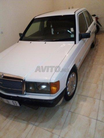 Voiture Mercedes benz R190 1989 à marrakech  Diesel  - 8 chevaux