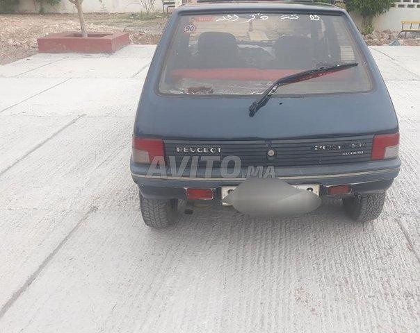 Voiture Peugeot 205 1992 à settat  Essence  - 8 chevaux
