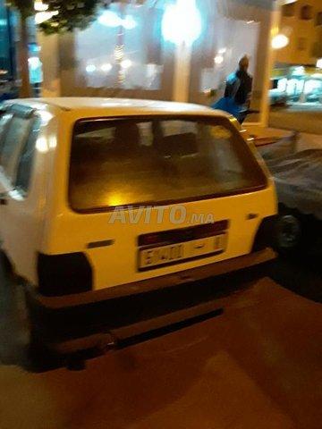 Voiture Fiat Uno 1987 à temara  Diesel  - 7 chevaux
