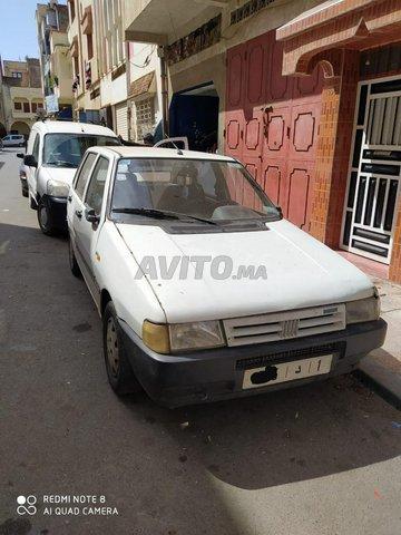 Voiture Fiat Uno 1999 à rabat  Essence