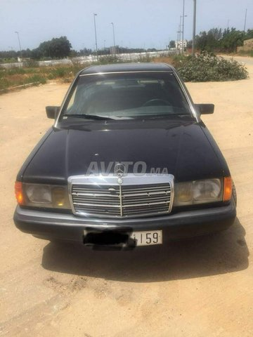 Voiture Mercedes benz R190 1989 à kénitra  Diesel  - 10 chevaux