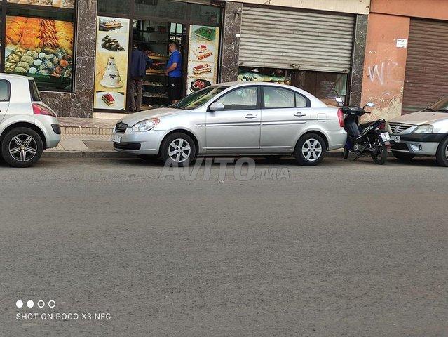 Voiture Hyundai Accent 2011 à casablanca  Diesel  - 6 chevaux
