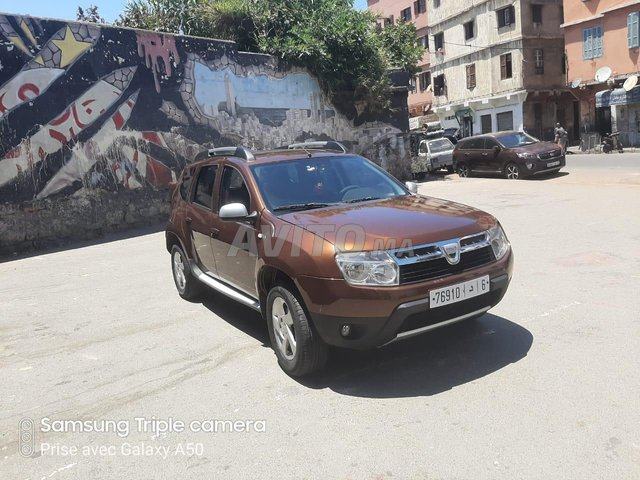 Voiture Dacia Duster 2012 à agadir  Diesel  - 6 chevaux