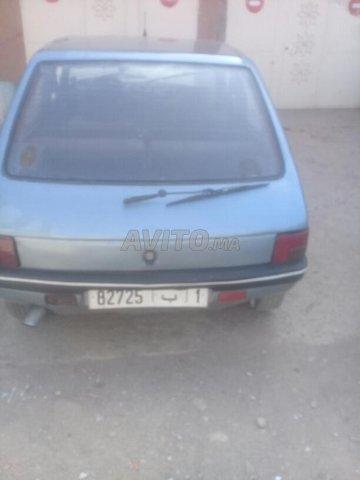 Voiture Peugeot 205 1987 à khemisset  Essence  - 8 chevaux
