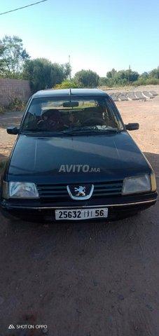 Voiture Peugeot 205 1985 à marrakech  Diesel  - 6 chevaux