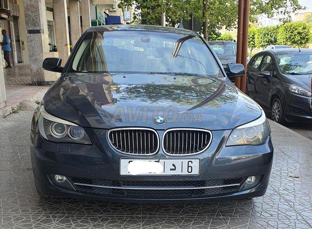 Voiture Bmw Serie 5 2009 à fès  Diesel  - 11 chevaux