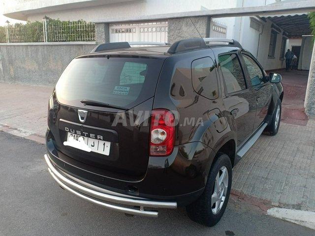 Voiture Dacia Duster 2013 à rabat  Diesel  - 6 chevaux