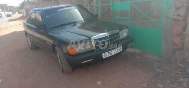 Voiture Mercedes benz R190 1984 à meknès  Diesel  - 9 chevaux