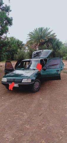 Voiture Peugeot 205 1986 à kalaat-m'gouna  Diesel  - 7 chevaux