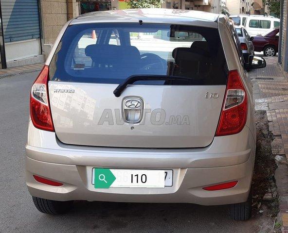 Voiture Hyundai I 10 2012 à tétouan  Essence  - 6 chevaux
