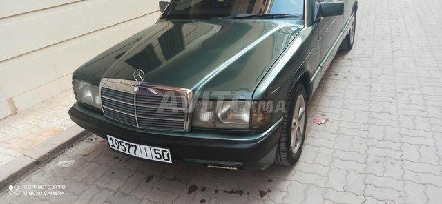 Voiture Mercedes benz R190 1991 à nador  Diesel  - 8 chevaux