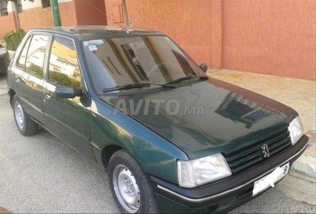 Voiture Peugeot 205 1990 à casablanca  Diesel