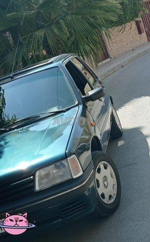 Voiture Peugeot 205 2007 à tanger  Diesel  - 7 chevaux