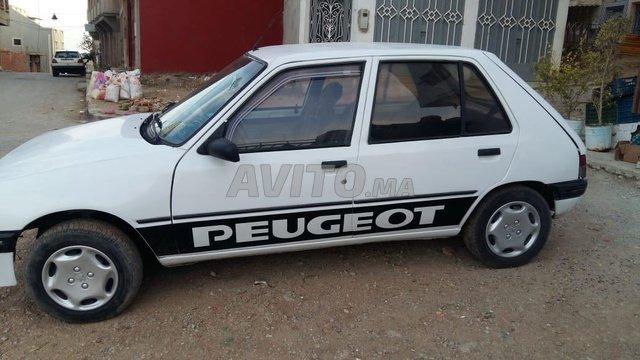 Voiture Peugeot 205 1987 à tanger  Diesel  - 7 chevaux