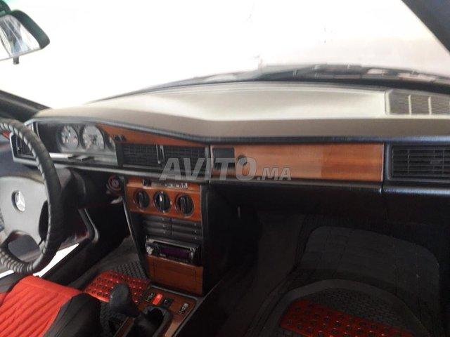 Voiture Mercedes benz R190 1992 à taza  Diesel  - 10 chevaux