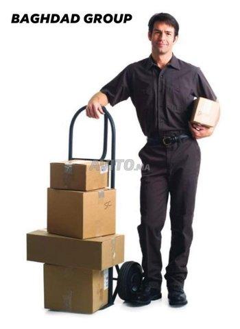 توصيل البضائع  - 3