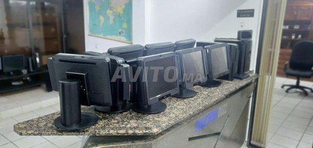 Caisses Tactiles POS  Fujitsu core I5  - 1