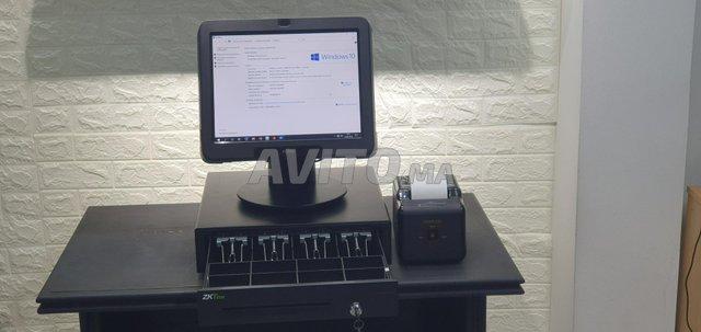 Caisses Tactiles POS  Fujitsu core I5  - 2
