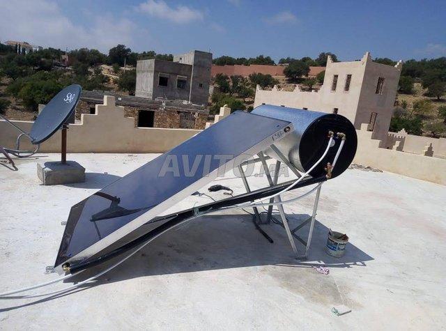Chauffe eau solaire - 1