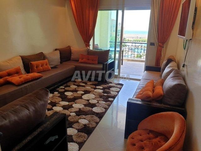appartement meublé vue sur mer - 3
