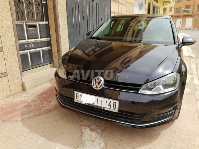 Voiture Volkswagen Golf 7 2013 à oujda  Diesel  - 7 chevaux