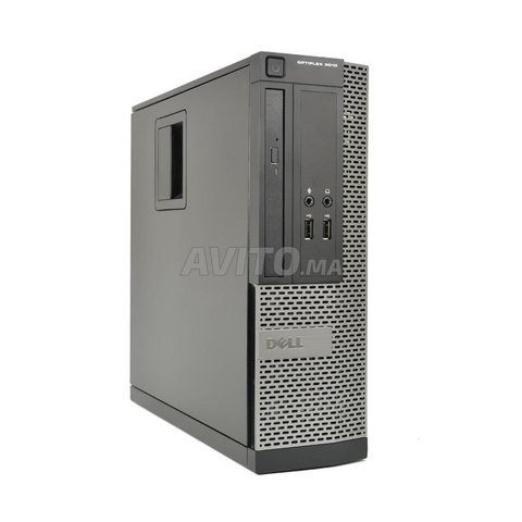 DELL Optiplex 3010 INTEL G1610 I 4Go I 250Go  - 3