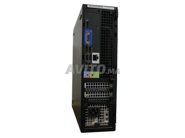 DELL Optiplex 3010 INTEL G1610 I 4Go I 250Go  - 4