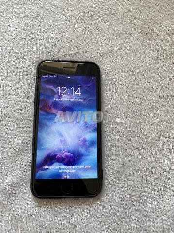 Iphone 7 128 noir - 2