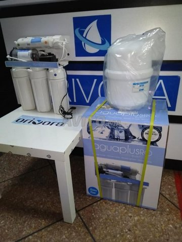 osmoseur domestique AGUAPLUS Réf eXJeM  - 3
