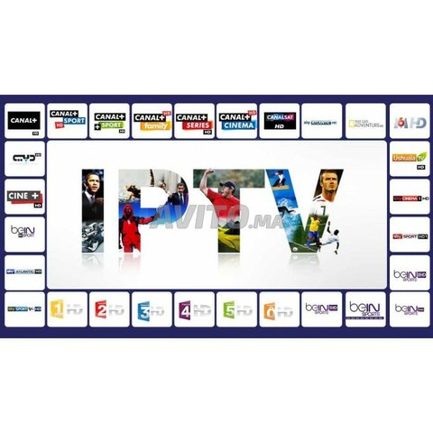 IPTV smart tv Android énigma2 Kodi  - 1