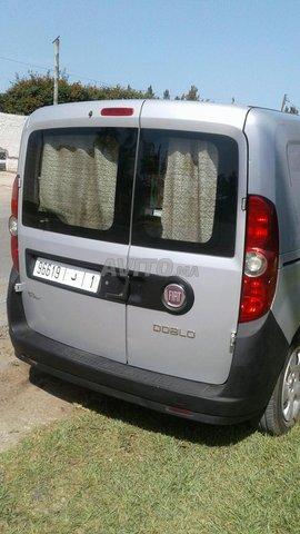 Voiture Fiat Doblo 2014 à temara  Diesel  - 5 chevaux