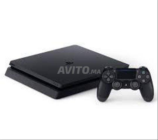 PlayStation PS4 500GB Jet Black CUH-2116A NEUF - 3