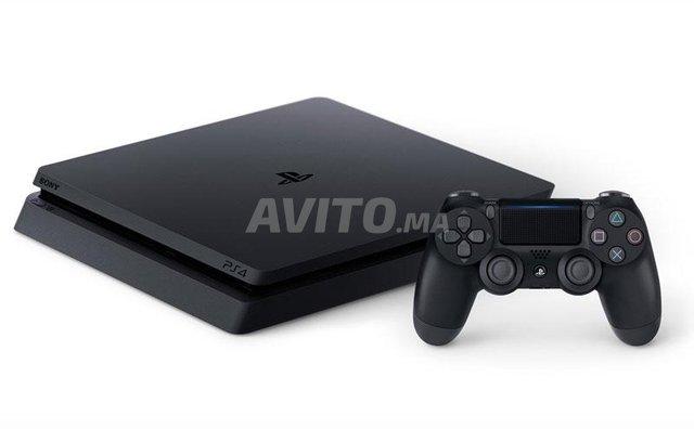 PlayStation PS4 500GB Jet Black CUH-2116A NEUF - 4