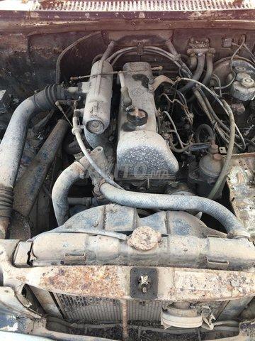 Voiture Mercedes benz 220 1980 ou pl à rabat  Diesel  - 9 chevaux