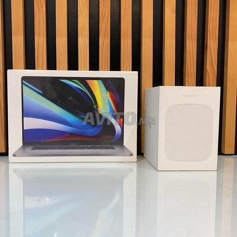 Macbook Pro (16-inch 2019 ) 16Go 1To  - 1