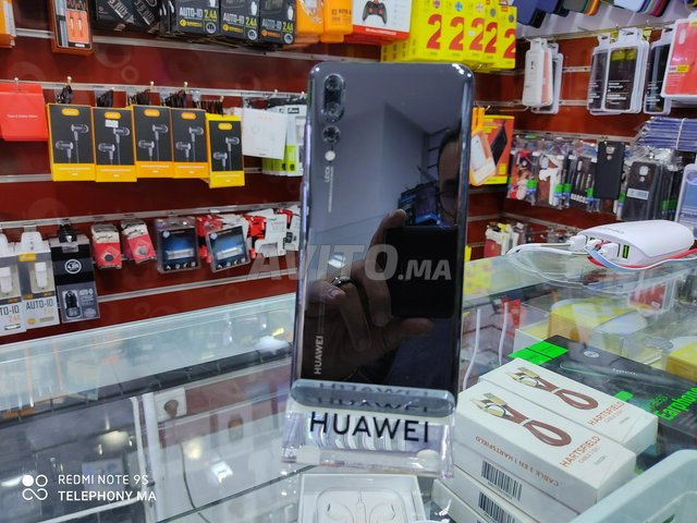 HUAWEI P20 PRO 128/6GB (2mois de garantie) - 1