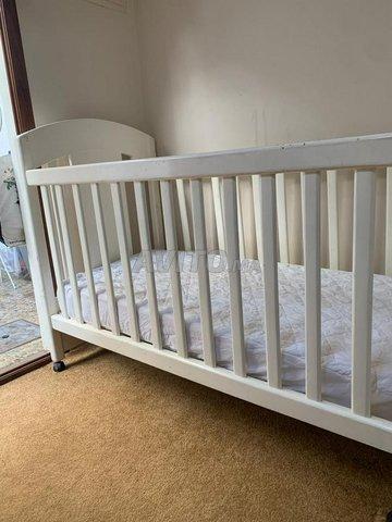lit et commande bébé Aida - 2