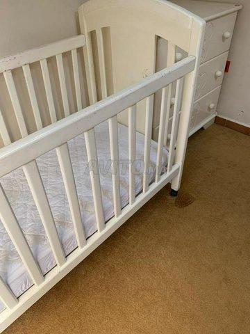 lit et commande bébé Aida - 3