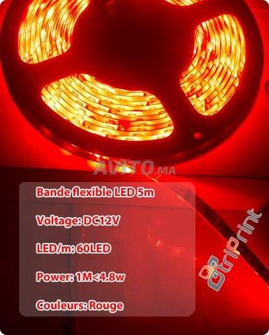 Bande flexible LED 5M CHEZ TRIPRINT  - 3