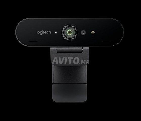 WEBCAM BRIO LOGITECH ULTRA HD PRO 4K - 1