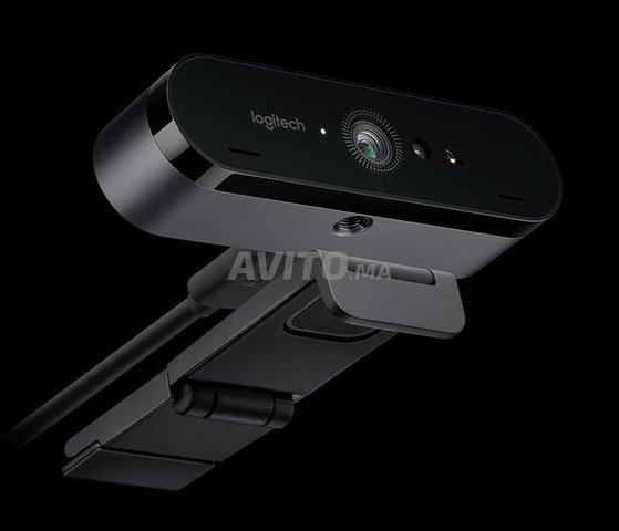 WEBCAM BRIO LOGITECH ULTRA HD PRO 4K - 3