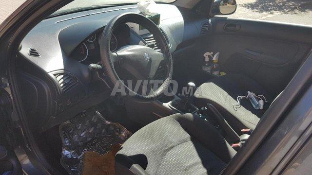 Voiture Peugeot 206 2013 à marrakech  Diesel  - 6 chevaux