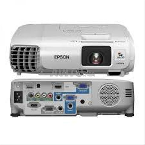 video projector epson EB-S05 - 4