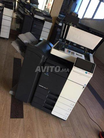 Photocopieur KONICA couleur A3 & A4 multifonction - 3