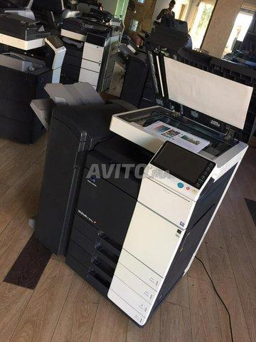 Photocopieur KONICA couleur A3 & A4 multifonction - 1