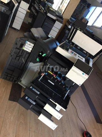 Photocopieur KONICA couleur A3 & A4 multifonction - 2