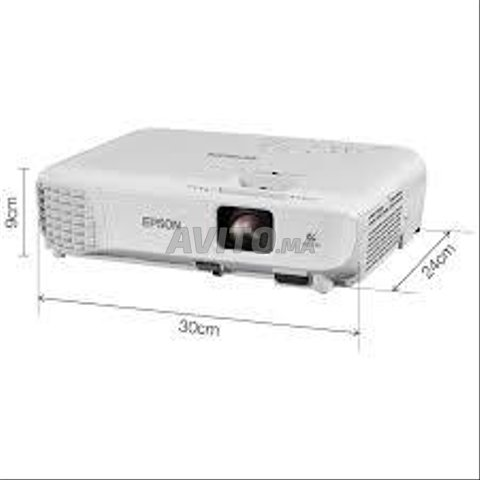 Video projector epson EB-S05 - 2