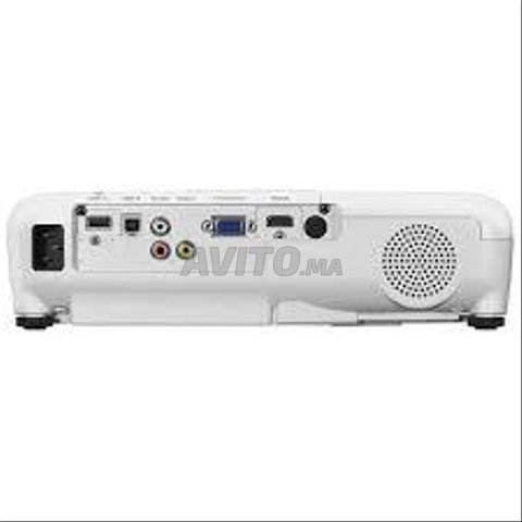 Video projector epson EB-S05 - 3